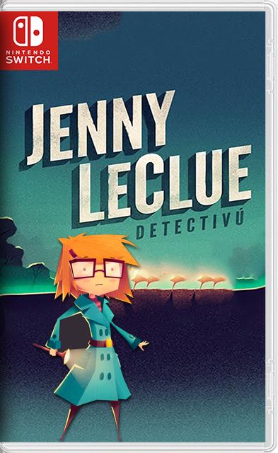 Jenny LeClue – Detectivu Switch NSP XCI