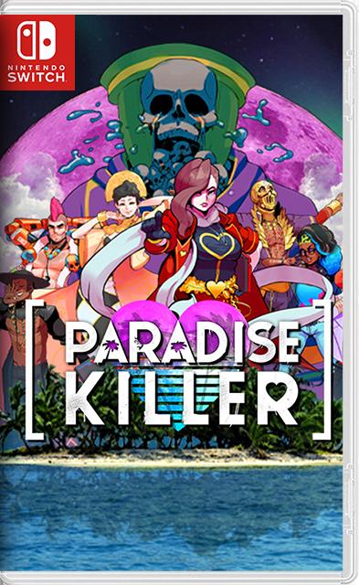 Paradise Killer Switch NSP XCI