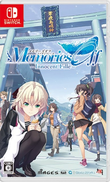 Memories Off: Innocent Fille Switch NSP XCI