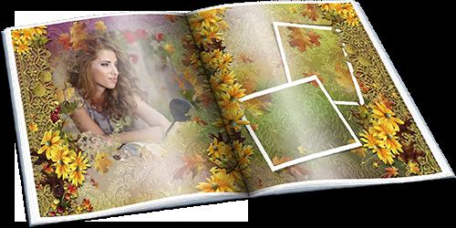 Золотая осень - Фотоальбом