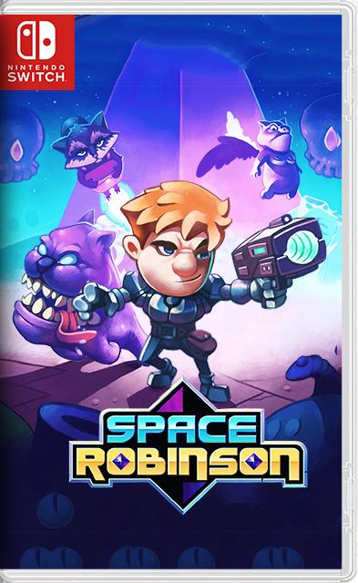 Space Robinson Switch NSP XCI NSZ
