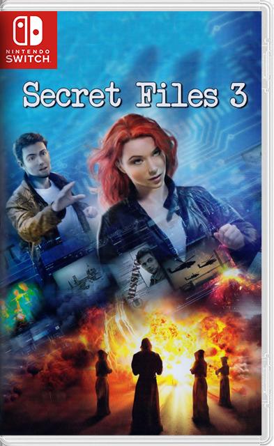 Secret Files 3 Switch NSP XCI