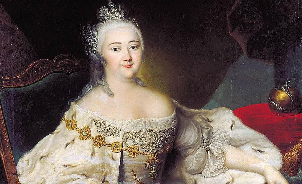 Байка на ночь: Сон императрицы Елизаветы Петровны