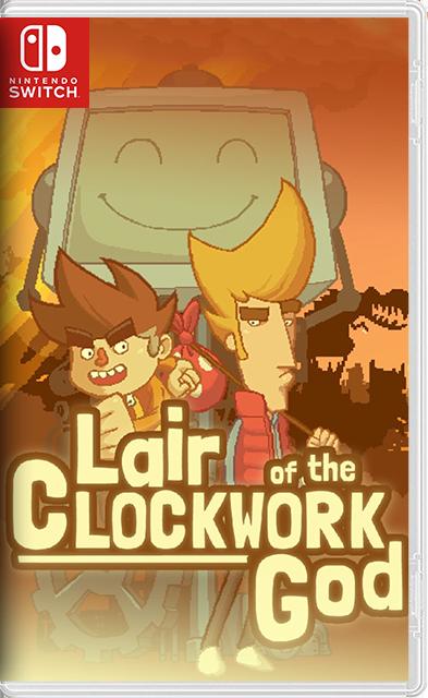 Lair of the Clockwork God Switch NSP XCI NSZ