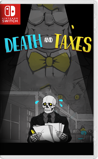 Death and Taxes Switch NSP XCI