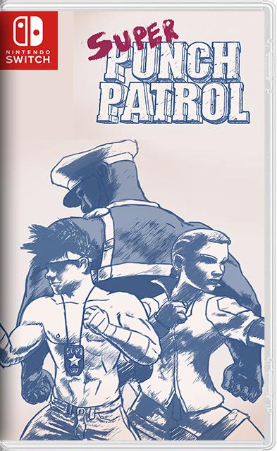 Super Punch Patrol Switch NSP XCI