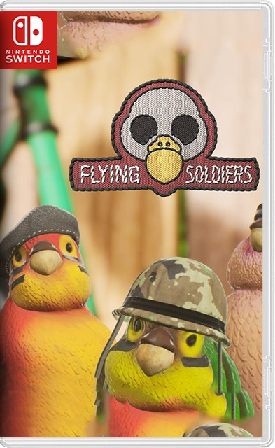 Flying Soldiers Switch NSP XCI