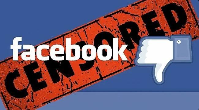 цензура в Фейсбуке
