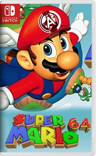 Super Mario 64 HD (v8) Switch NSP XCI