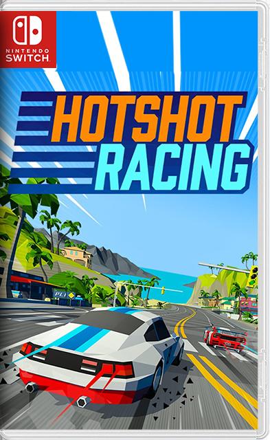 Hotshot Racing Switch NSP XCI