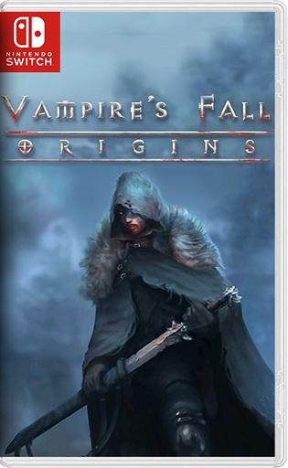 Vampire's Fall: Origins Switch NSP XCI