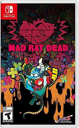 MAD RAT DEAD Switch NSP XCI NSZ