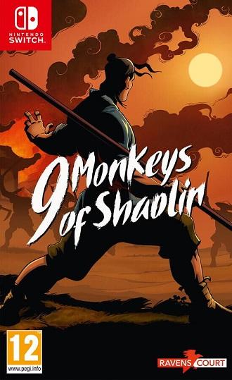9 Monkeys of Shaolin Switch NSP XCI NSZ