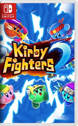 Kirby Fighters 2 Switch NSP XCI