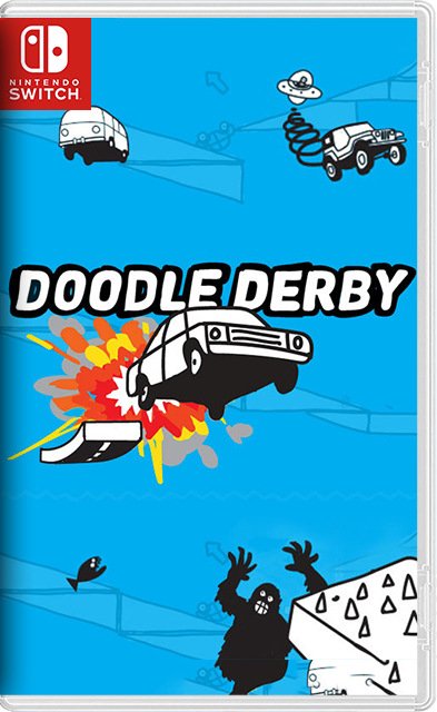 Doodle Derby Switch NSP XCI NSZ