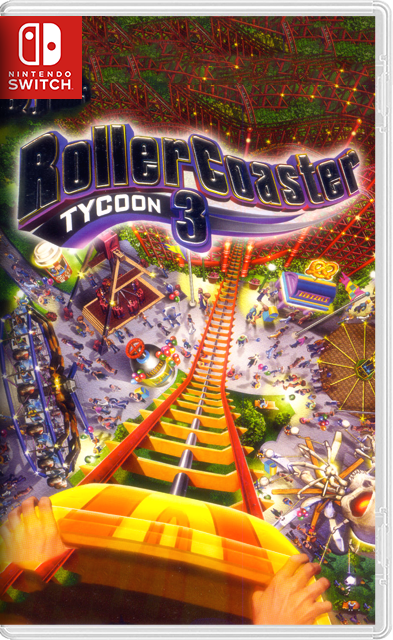 RollerCoaster Tycoon 3 Complete Edition Switch NSP XCI