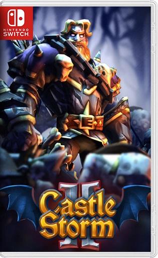 CastleStorm II Switch NSP XCI NSZ