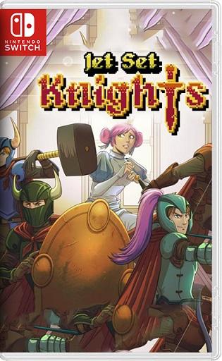 Jet Set Knights Switch NSP XCI