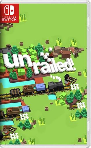 Unrailed! Switch NSP XCI