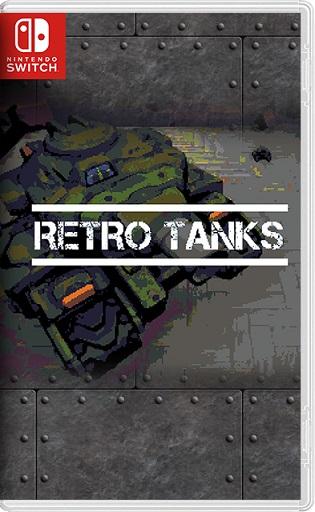 Retro Tanks Switch NSP XCI NSZ