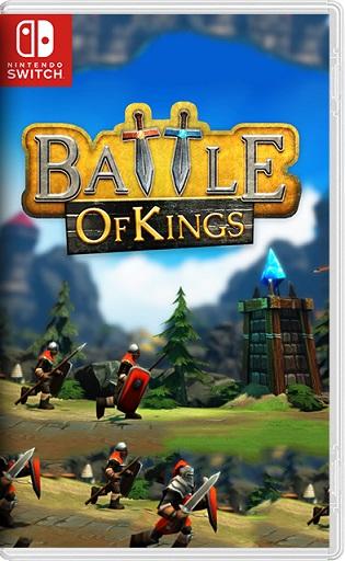 Battle of Kings Switch NSP XCI NSZ