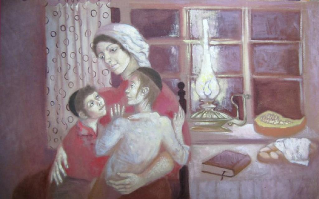 Притча на ночь: Еврейская мама