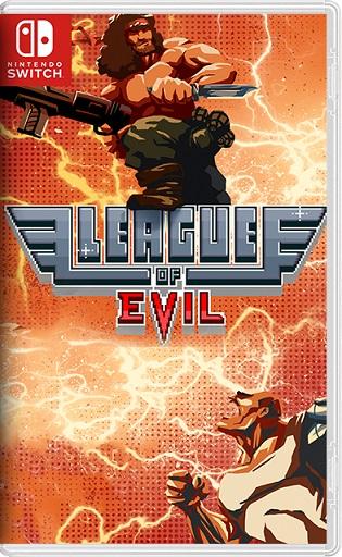 League of Evil Switch NSP XCI NSZ