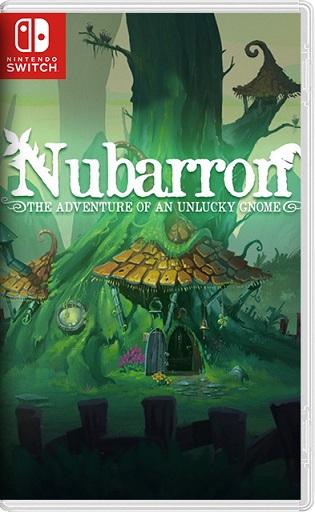 Nubarron: The adventure of an unlucky gnome Switch NSP XCI