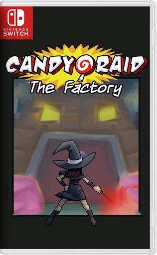 Candy Raid: The Factory Switch NSP XCI