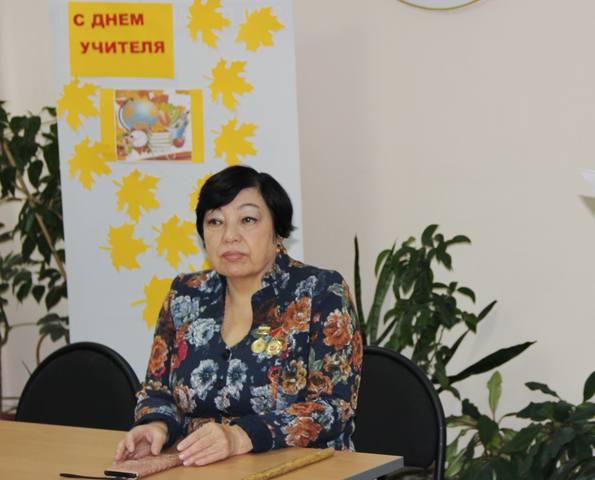 Встреча  с Горенок Надеждой Александровной