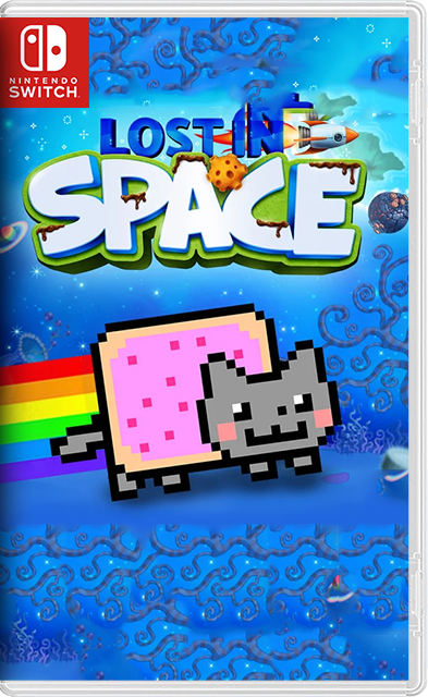 Nyan Cat: Lost in Space Switch NSP XCI
