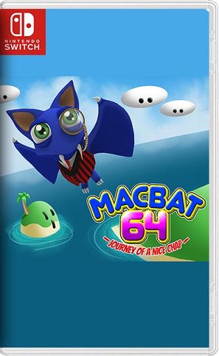 Macbat 64: Journey of a Nice Chap Switch NSP XCI