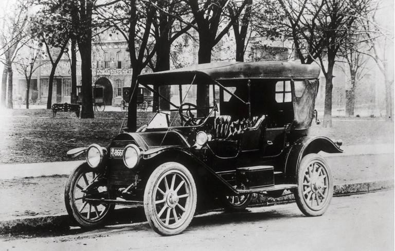 Cadillac Motor Car Company