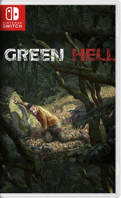 Green Hell Switch NSP XCI NSZ