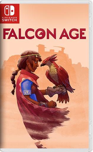 Falcon Age Switch NSP XCI