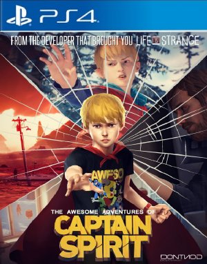 The Awesome Adventures of Captain Spirit PS4 PKG
