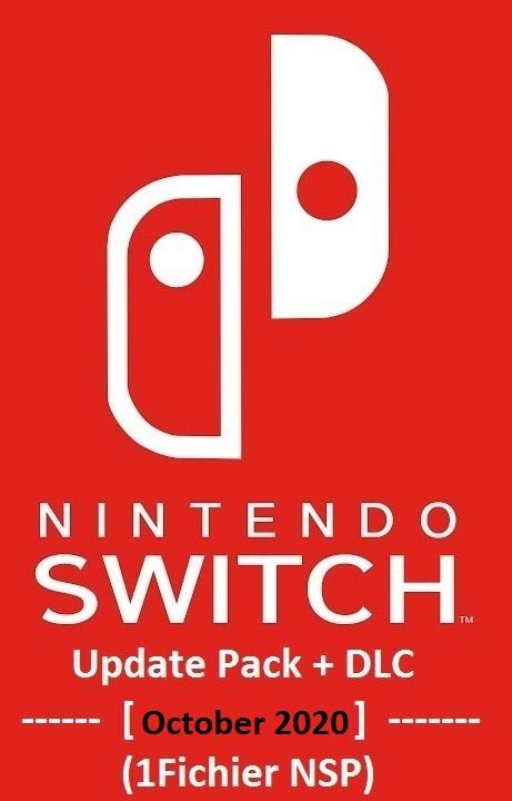 Nintendo Switch Update Pack + DLC [October 2020] (1Fichier NSP)