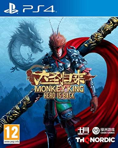 Monkey King: Hero is back PS4 PKG