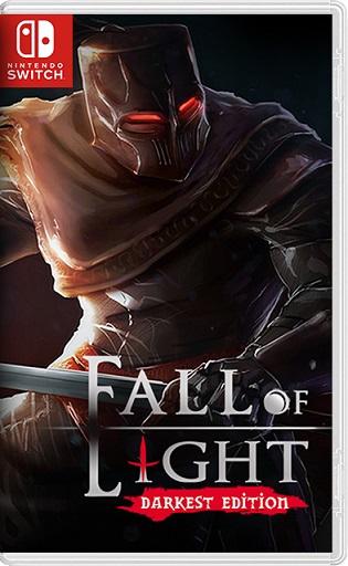 Fall of Light Darkest Edition Switch NSP XCI NSZ