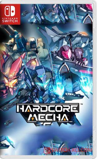 HARDCORE MECHA Figher Edition Switch NSP XCI NSZ