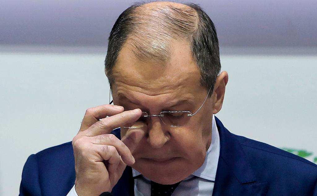 Лавров пугает Европу прекращением диалога и бизнес-отношений