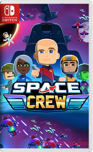Space Crew Switch NSP XCI NSZ