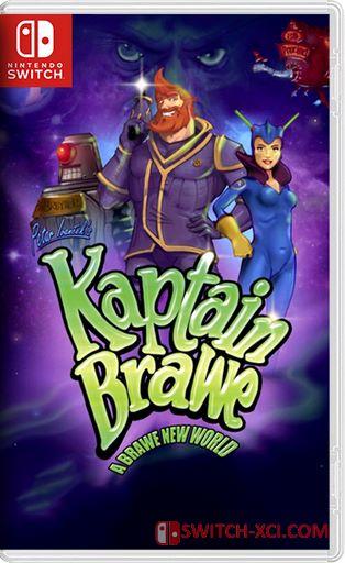 Kaptain Brawe: A Brawe New World Switch NSP XCI