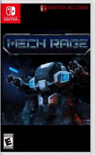 Mech Rage Switch NSP XCI