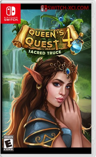 Queen's Quest 4: Sacred Truce Switch NSP XCI