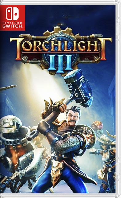 Torchlight III Switch NSP XCI NSZ