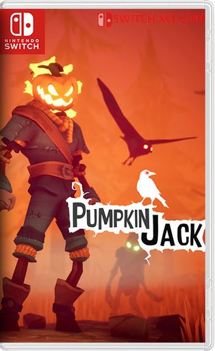 Pumpkin Jack Switch NSP XCI NSZ