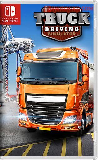 Truck Driving Simulator Switch NSP XCI