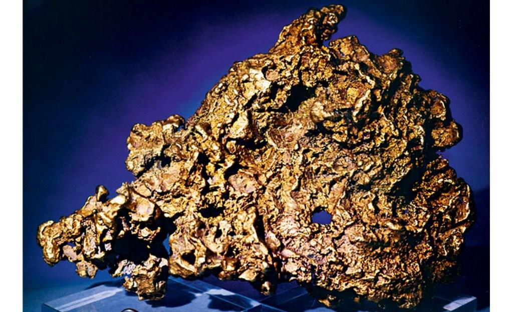 Байка на ночь: Несчастье от золота