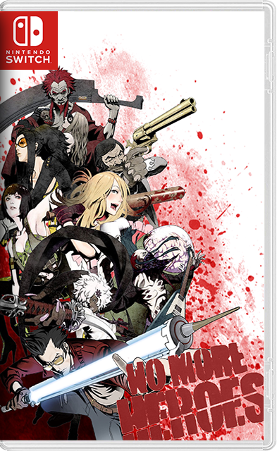 No More Heroes Switch NSP XCI